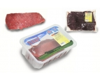 Semi-finished products, meat beef chilled, large-pieced